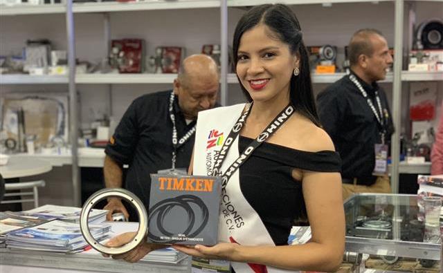 Evento Timken sobre productos baleros